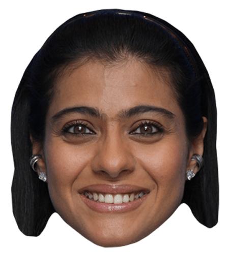 Kajol Celebrity Mask