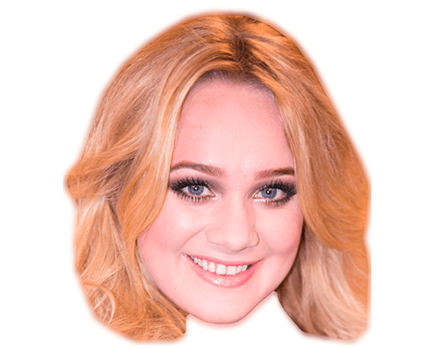 Kirsty-Leigh Porter Celebrity Mask