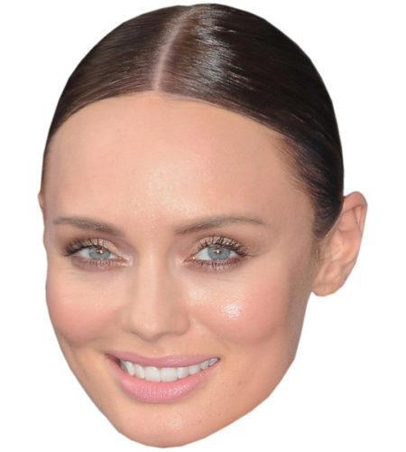 Laura Haddock Celebrity Mask
