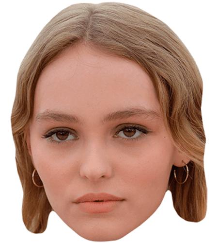 Lily Rose Depp Celebrity Mask