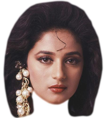 Madhuri Dixit Celebrity Mask