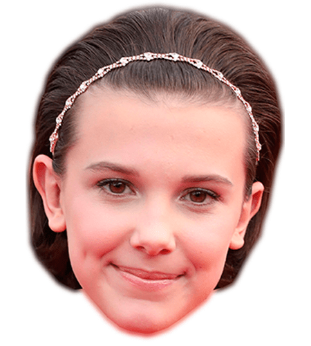 Millie Bobby Brown Celebrity Mask