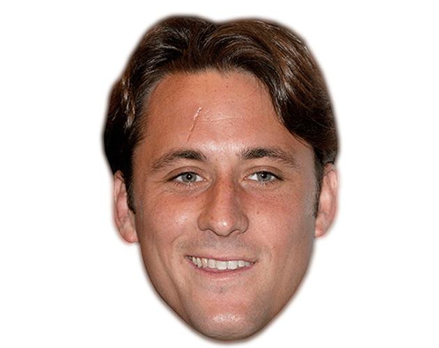 Nick Pickard Celebrity Mask