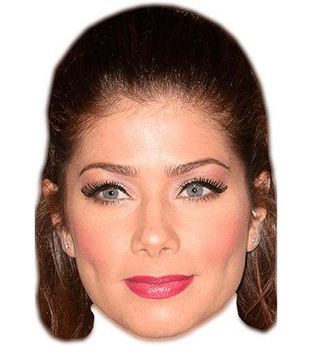Nikki Sanderson Celebrity Mask