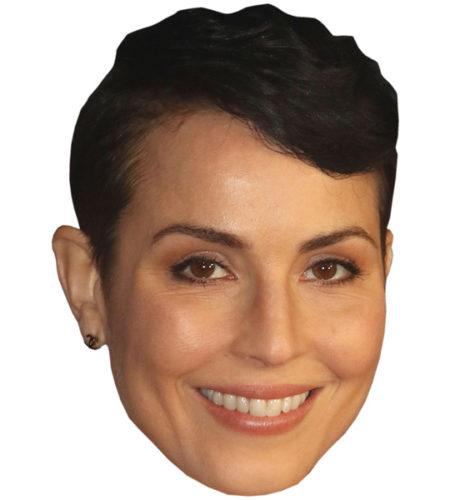 Noomi Rapace Celebrity Mask