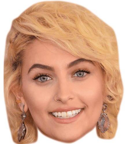 Paris Jackson Celebrity Mask