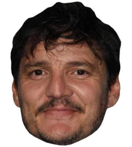 Pedro Pascal Celebrity Mask