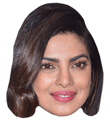 Priyanka Chopra Celebrity Mask