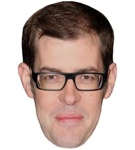 Richard Osman Celebrity Mask