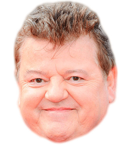 Robbie Coltrane Celebrity Mask
