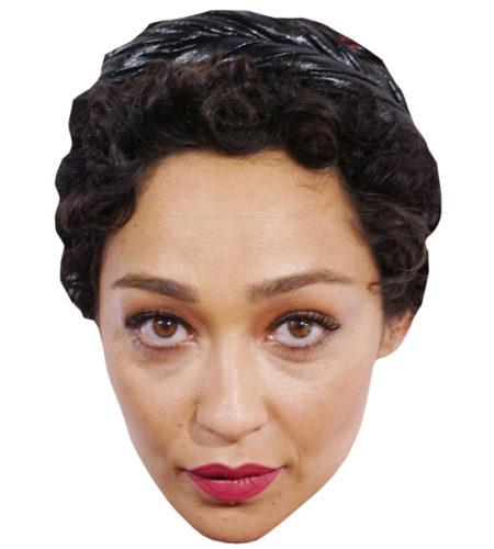 Ruth Negga Celebrity Mask