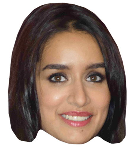 Shraddha Kapoor Celebrity Mask