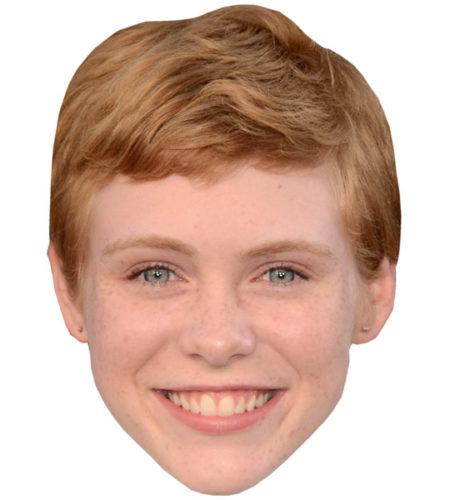 Sophia Lillis Celebrity Mask