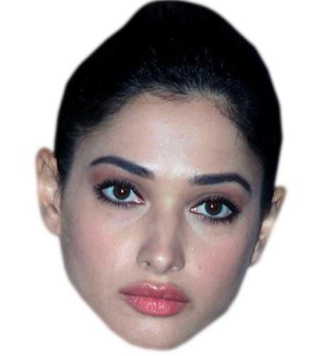 Tamannaah Bhatia Celebrity Mask