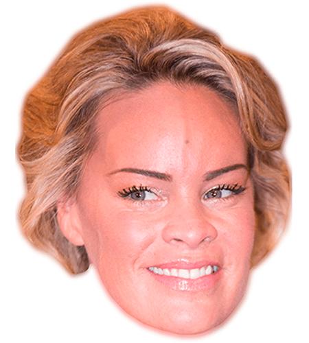 Tamara Wall Celebrity Mask