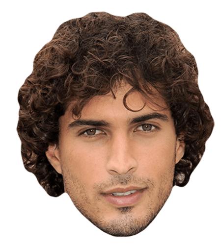 Thyago Alves Celebrity Mask