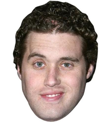 T.J. Miller Celebrity Mask