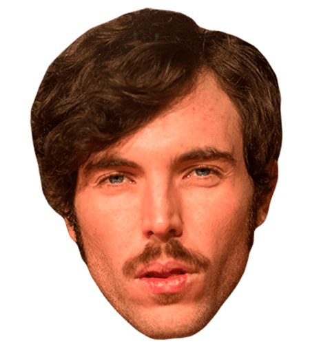 Tom Hughes Celebrity Mask