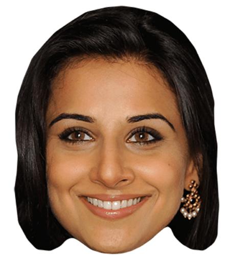 Vidya Balan Celebrity Mask