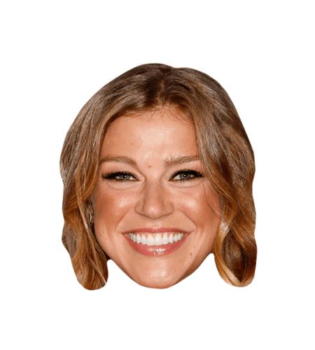 Adrianne Palicki Maske aus Karton