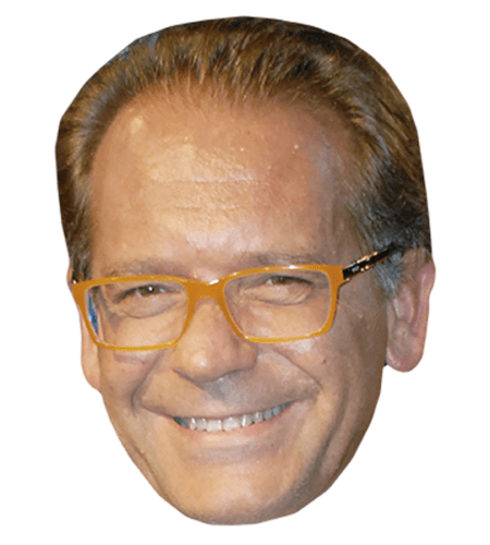 Alessandro Cecchi Paone Maske aus Karton