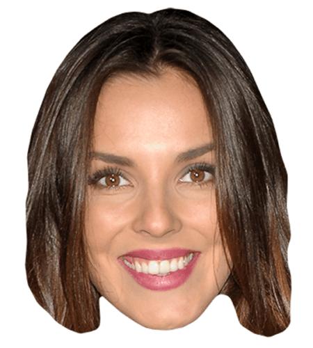 Alessia Reato Maske aus Karton