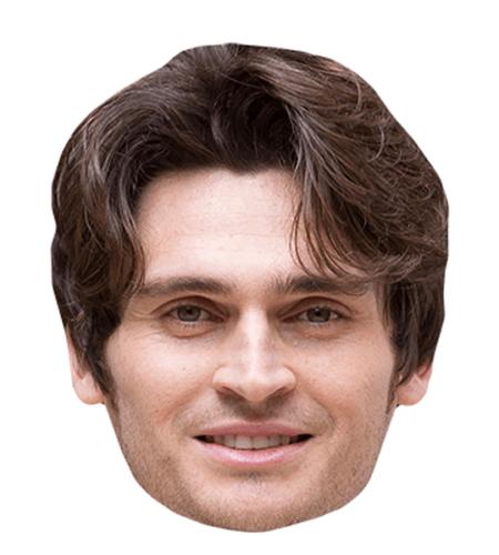 Angelo Duro Maske aus Karton
