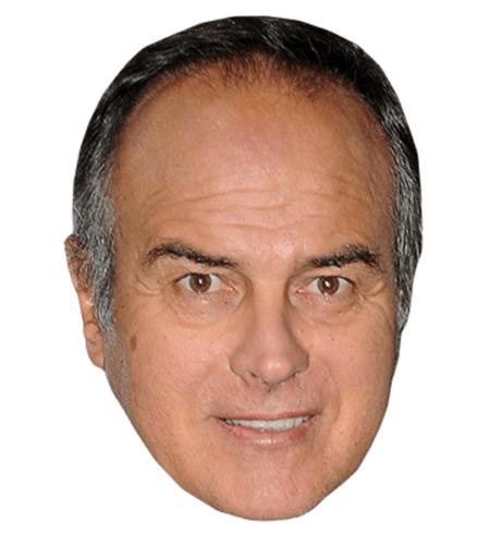 Antonio Cabrini Maske aus Karton
