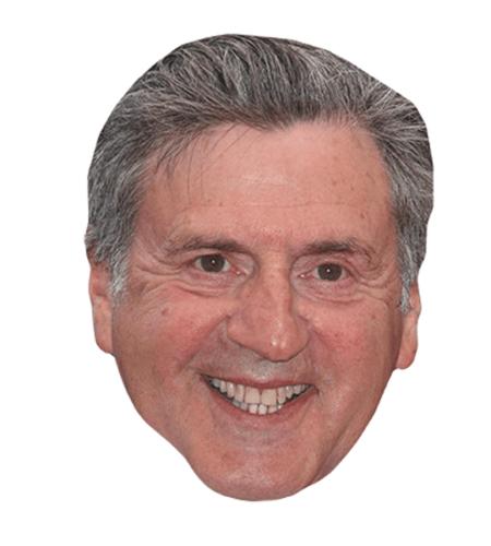 Daniel Auteuil Maske aus Karton
