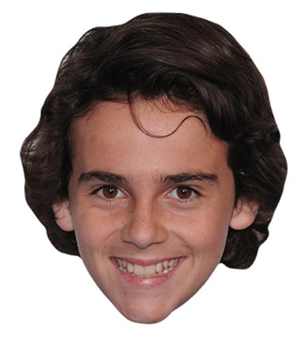 Jack Dylan Grazer Maske aus Karton