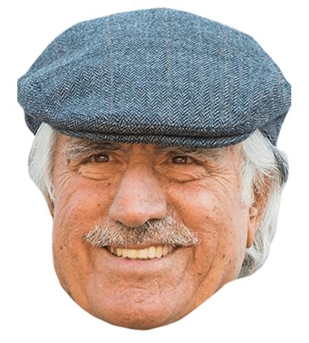 Lando Buzzanca Maske aus Karton