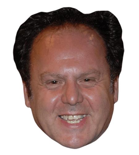 Pino Campagna Maske aus Karton
