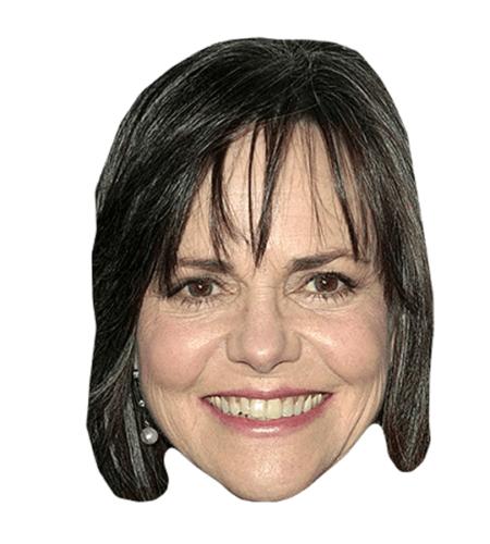 Sally Field Maske aus Karton