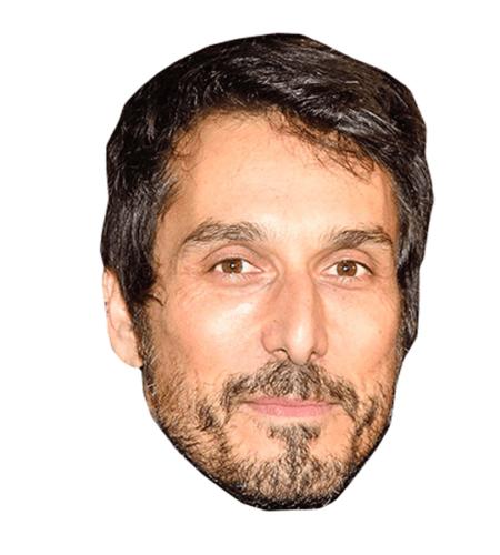 Vincent Elbaz Maske aus Karton