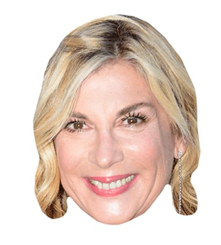 Michele Laroque Maske aus Karton