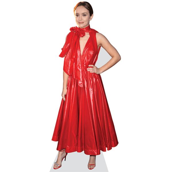 Olivia Cooke (Red)