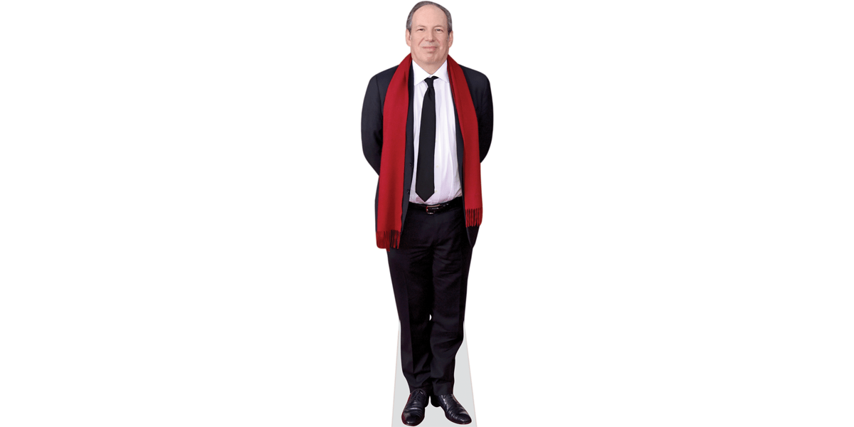 Hans Zimmer (Red Scarf)