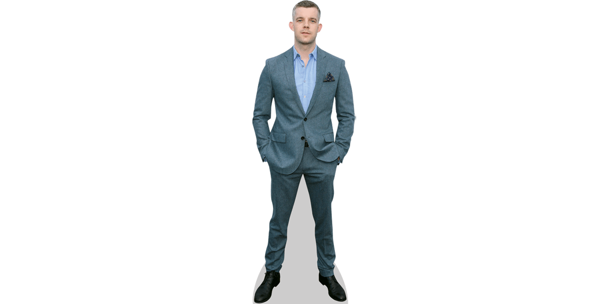 Russell Tovey (Grey Suit)