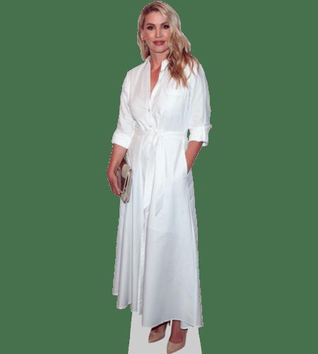 Willa Ford (White Dress)