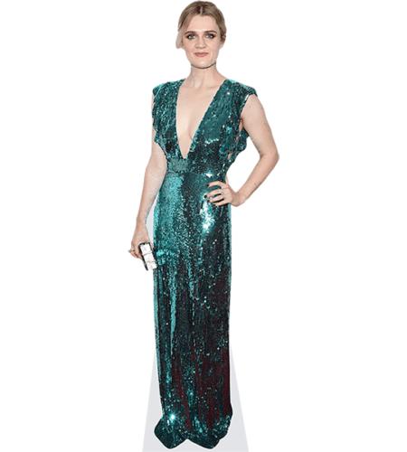 Gayle Rankin (Blue Dress)