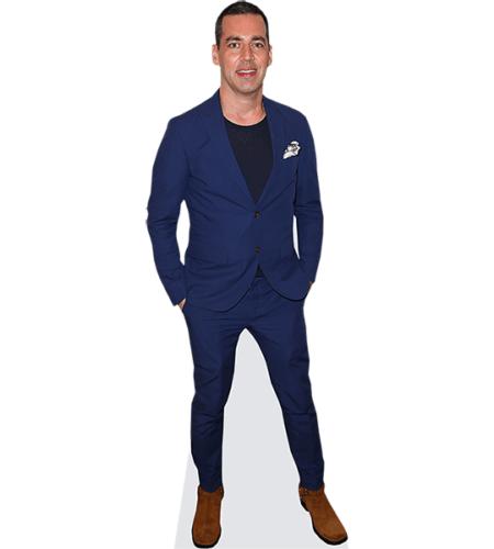 John Roberts (Blue Suit)