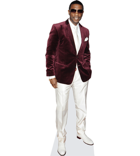 Keith Sweat (White Trousers)