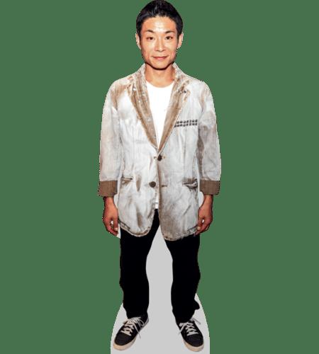Kenichi Ebina (Whitewash Jacket)