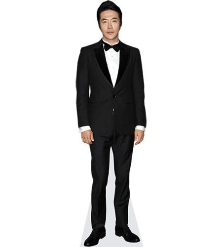 Kwon Sang-Woo (Bow Tie)