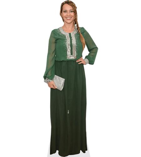 Laura Osswald (Green Dress)