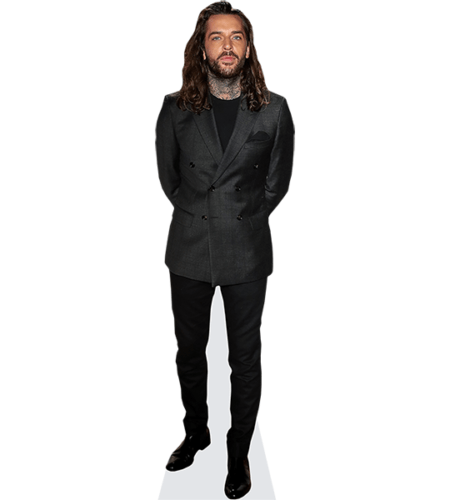 Pete Wicks (Long Hair)