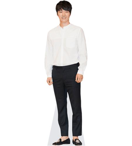 Yoon Sang-Hyun (White Shirt)