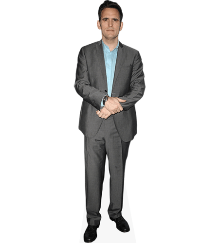 Matt Dillon (Grey Suit)
