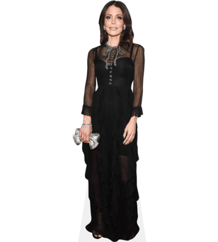 Bethenny Frankel (Black Dress)