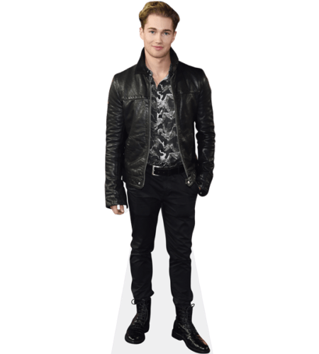 AJ Pritchard (Leather Jacket)